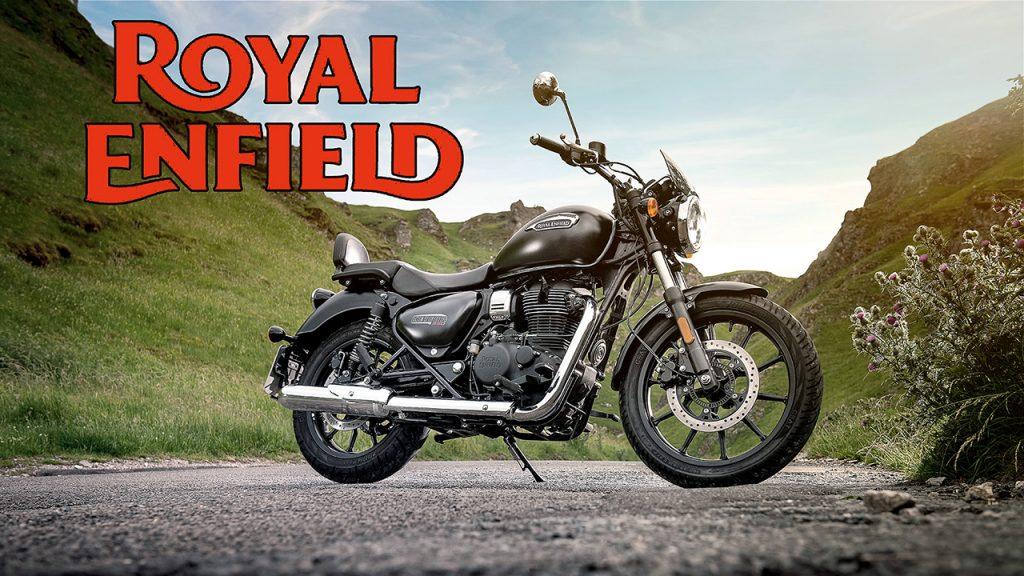 Royal Enfield Meteor 350 2021