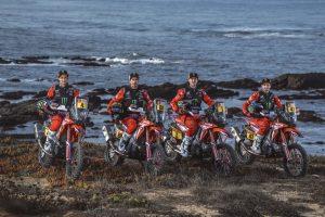 Monster Energy Honda Team alla Dakar 2021: un nuovo capitolo sportivo [VIDEO]