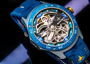 MV Agusta: per il 75° anniversario realizzato un esclusivo orologio RMV [FOTO]