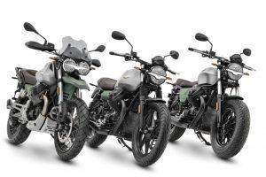 Moto Guzzi: il centenario del marchio e una speciale livrea celebrativa [FOTO]