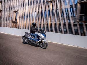 Honda Forza 125: per il 2021 una rinnovata definizione con omologazione Euro 5 [FOTO]