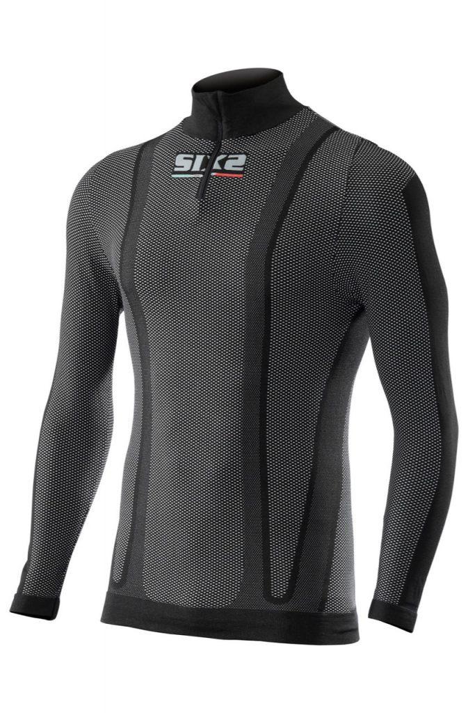 SIXS TS2W, TS3W, TS13W: magliette protettive contro il freddo per gli appassionati di due ruote