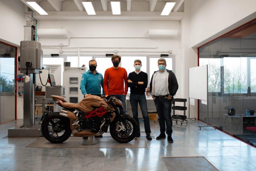 MV Agusta: rinnovato il centro stile CRC a San Marino [FOTO]