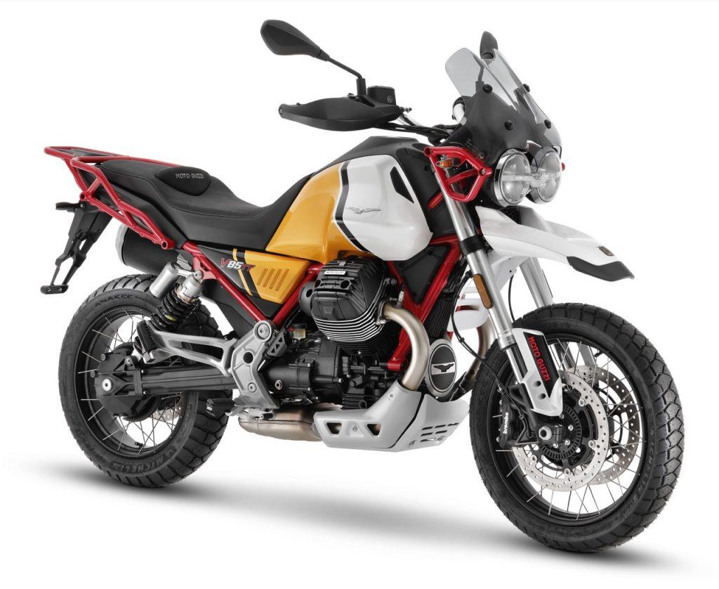 Moto Guzzi V85 TT: la nuova gamma 2021 sul mercato [FOTO]