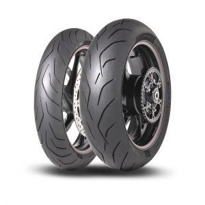 Dunlop SportSmart Mk3: pneumatici per moto sportive di media cilindrata