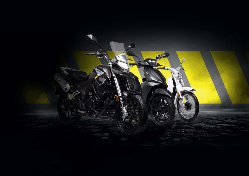 Motron Motorcycles: un nuovo brand di KSR Group [FOTO]