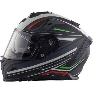 NOS NS-10: un casco sportivo con soluzioni smart [FOTO]