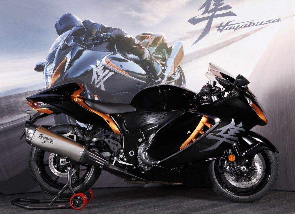 Suzuki, Hayabusa Première Show: manifestazione itinerante con protagonista la nuova Ultimate Sport [FOTO]
