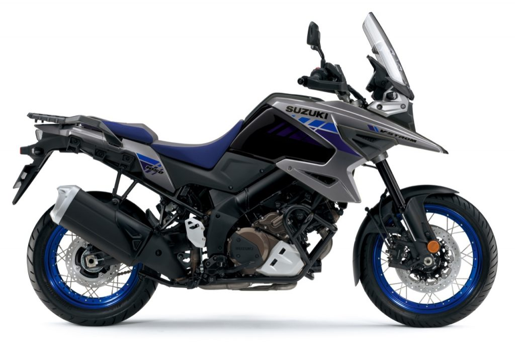 Suzuki V-Strom 1050 XT: due nuove colorazioni per il 2021 [FOTO]
