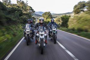 """Moto Guzzi: un """"porte aperte del centenario"""""""
