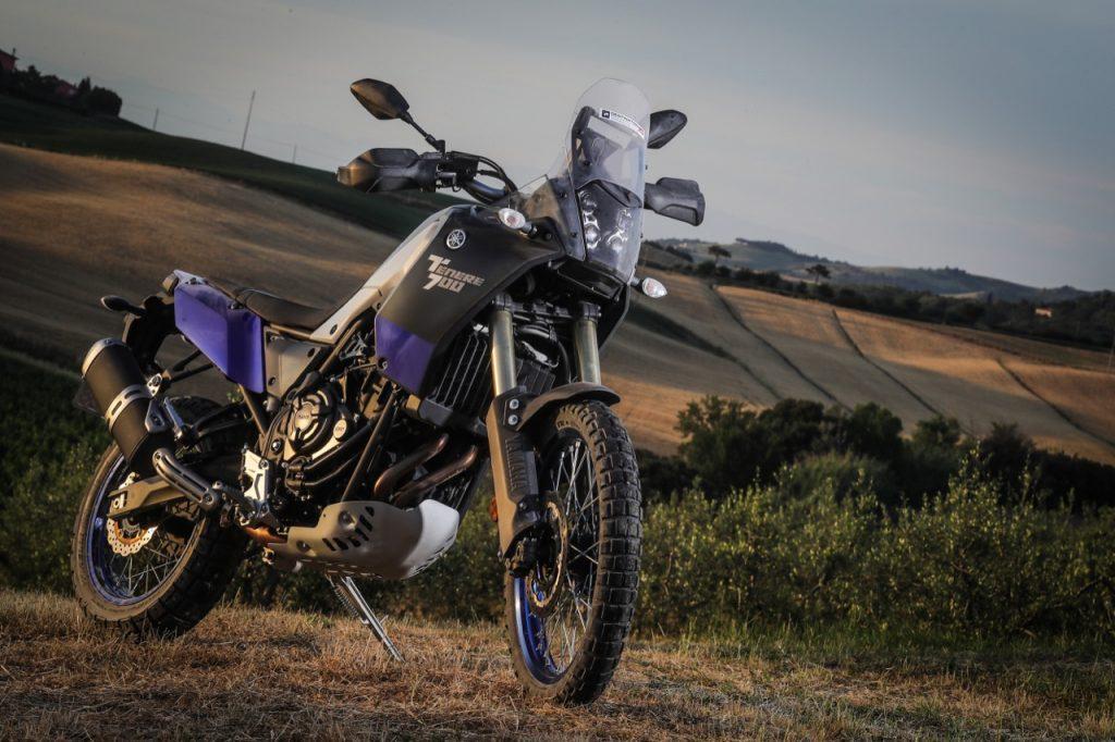 Yamaha Motor: partnership con Moto Raid Experience
