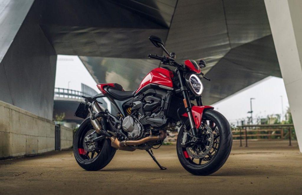 Ducati Monster: il design del nuovo modello [VIDEO]