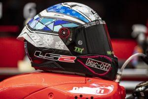 LS2 FF805 Thunder: un casco racing protagonista sulle piste [FOTO]