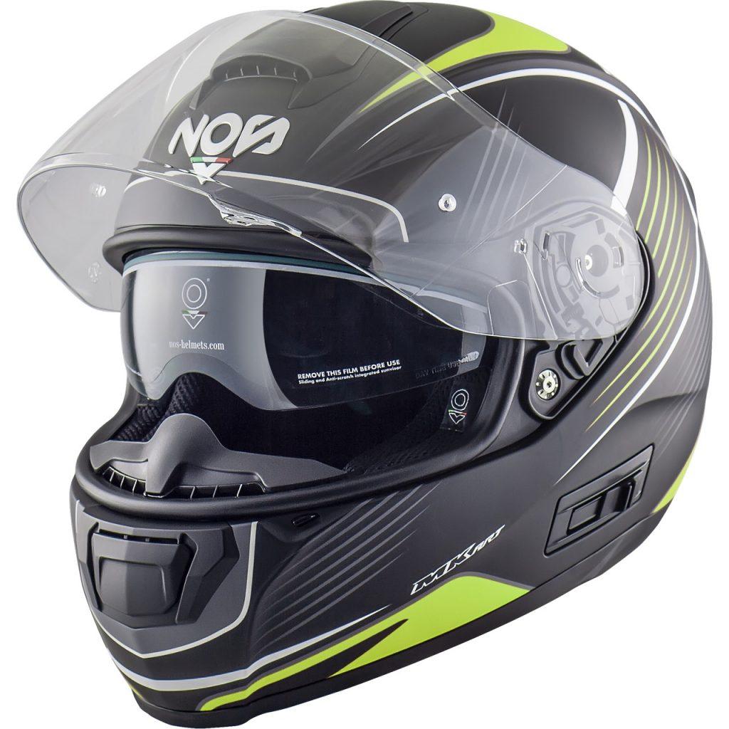 NOS NS-6: un casco per lo urban rider