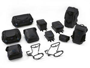 BMW Motorrad: nuova Black Collection con soluzioni soft luggage [FOTO]