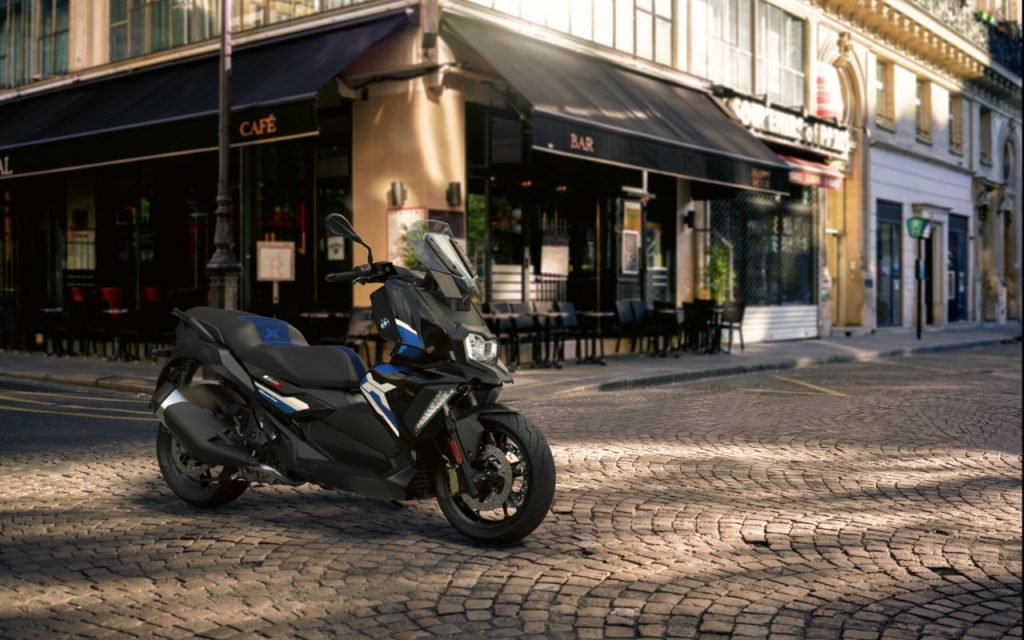 BMW C 400 X e C 400 GT - foto 2021