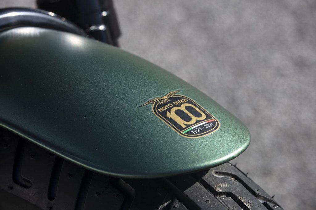 Moto Guzzi: un nuovo esemplare per il centenario nel corso dell'anno?