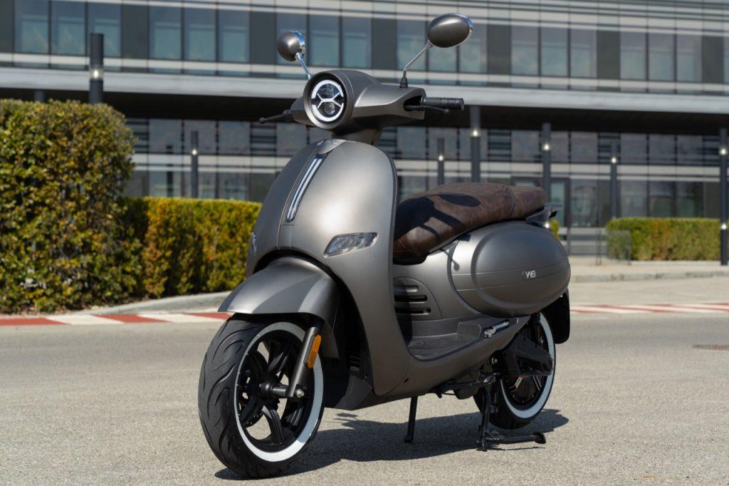 Wayel W3: introdotto un nuovo e-Scooter [FOTO]