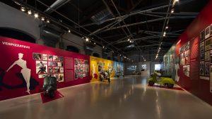 Museo Piaggio: una mostra celebra i 75 anni di Vespa fino al 30 settembre [FOTO]