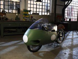 Moto Guzzi: interessanti esemplari nel corso dei 100 anni di storia al Museo Piaggio [FOTO]
