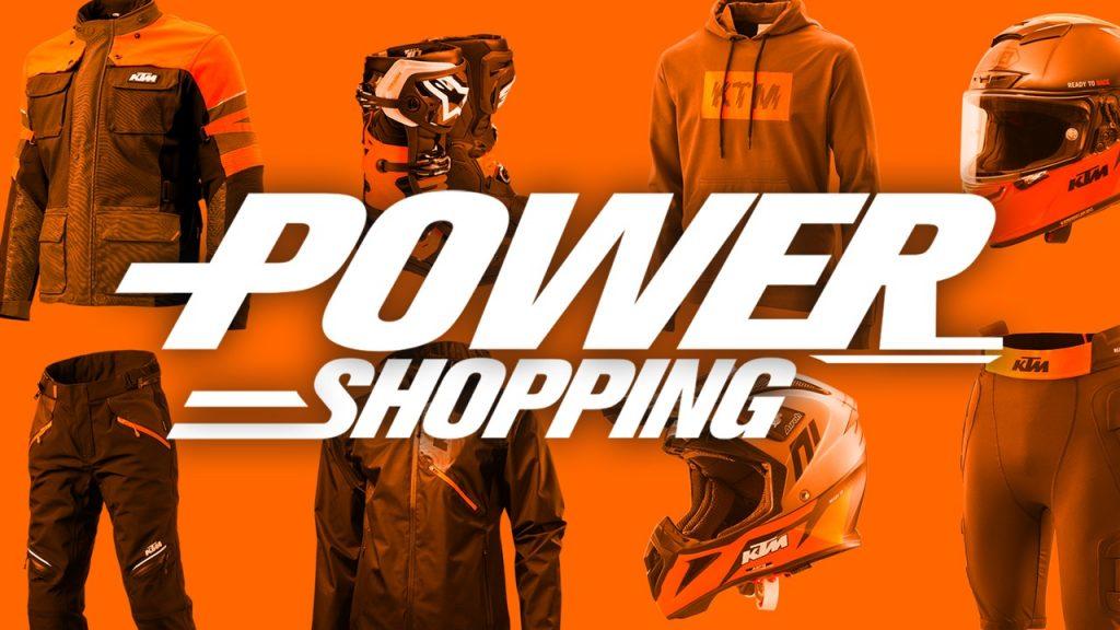 KTM: annunciata la promozione Power Shopping 2021 [FOTO]