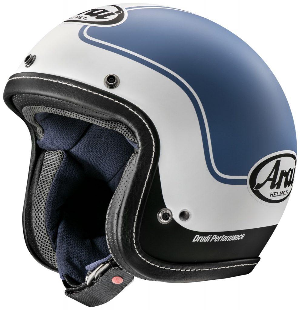Arai Urban-V: un protettivo casco Open Face con stile vintage