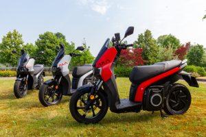 SEAT MÓ eScooter 125: il debutto dello scooter elettrico in Italia [FOTO]
