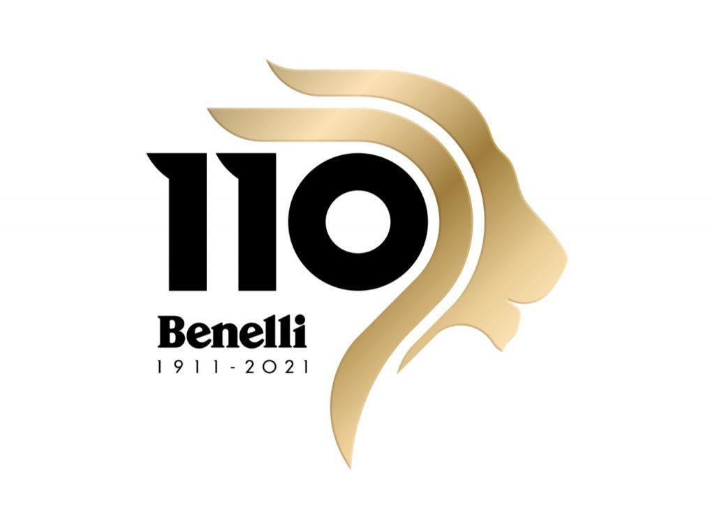 Benelli: 110 anni ricordati con un logo celebrativo