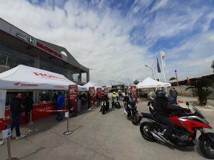 Honda: al Motor Bike Expo con uno speciale Honda Live Tour [FOTO]