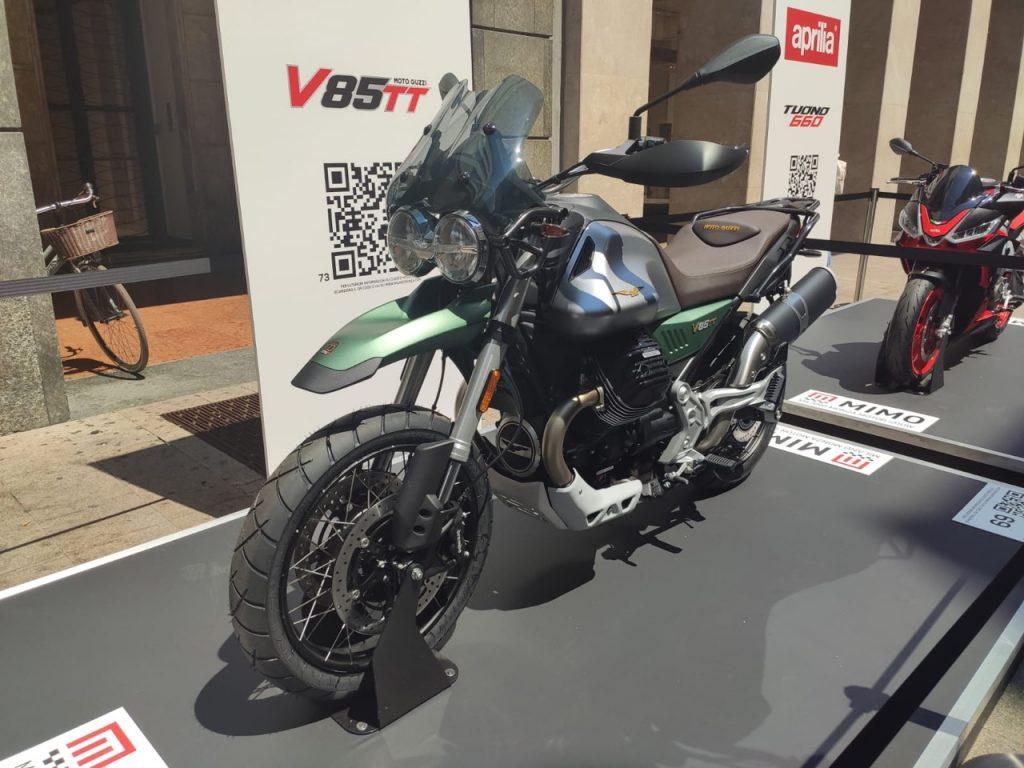 Moto Guzzi V85 TT - MIMO 2021