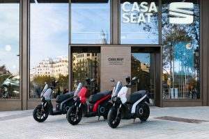 SEAT MÓ eScooter 125: anteprima nazionale al MIMO Milano Monza Motor Show 2021