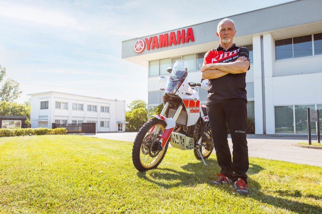 Yamaha Motor: Franco Picco e una nuova sfida alla Gibraltar Race 2021 con Ténéré 700