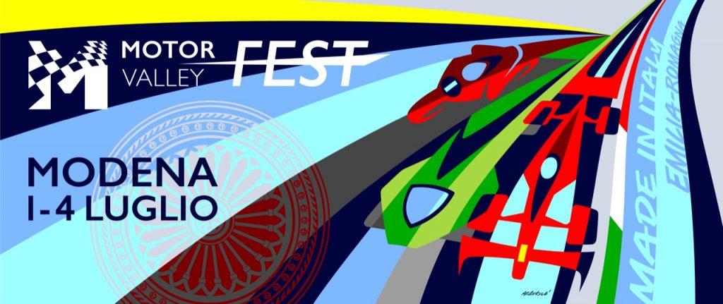 Motor Valley Fest: uno show dei motori tra 1 e 4 luglio 2021