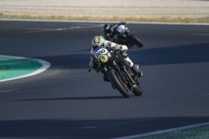 Moto Guzzi Fast Endurance European Cup: successo del Team Pablo nella gara a Vallelunga [FOTO]