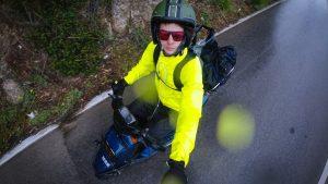 Nos Ns-1f Etoile Green Matt: protezione e stile vintage in un viaggio verso Pantelleria [FOTO]