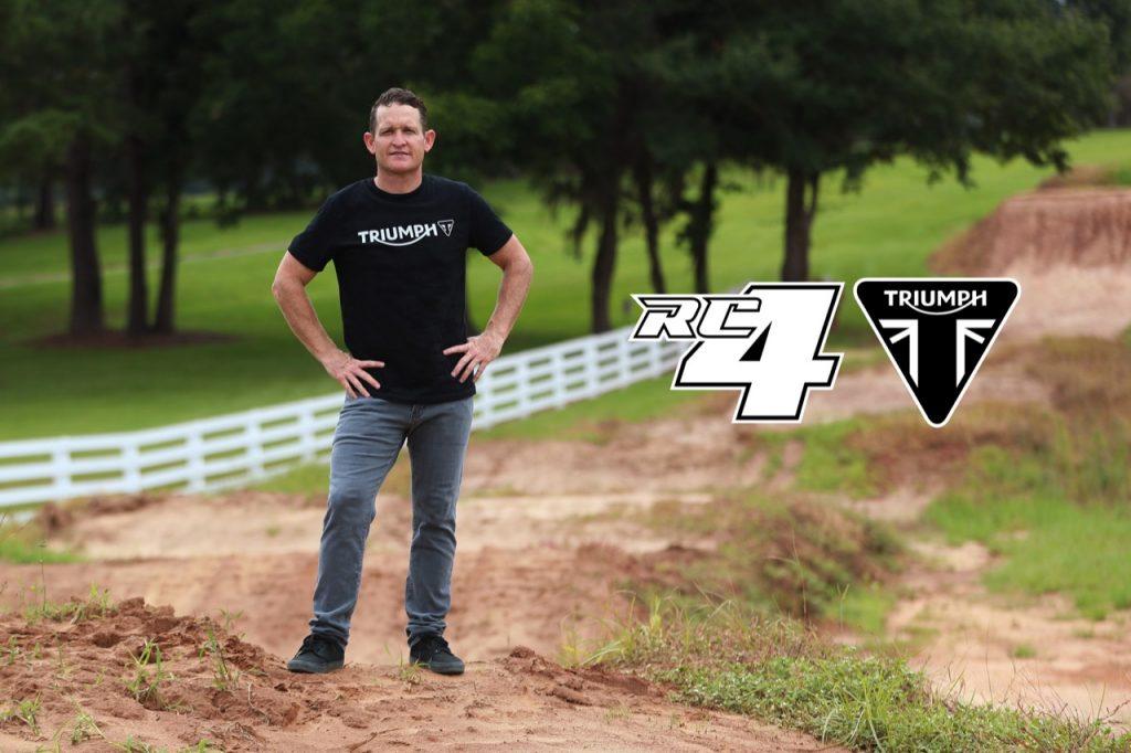 Triumph Motorcycles: annunciato un progetto per una nuova gamma di esemplari per Motocross ed Enduro