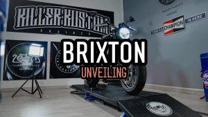 Brixton Motorcycles: un progetto di personalizzazione su base Crossfire 500 a Wildays