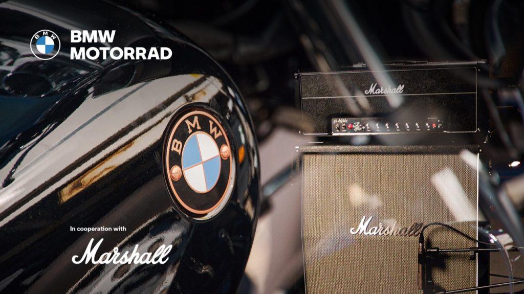 BMW Motorrad: in arrivo delle novità dalla partnership strategica con Marshall