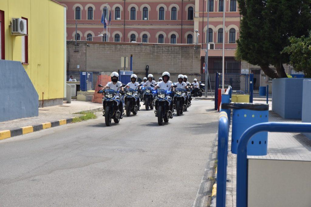 BMW F 750 GS: consegnati alla Polizia Locale di Taranto 11 esemplari
