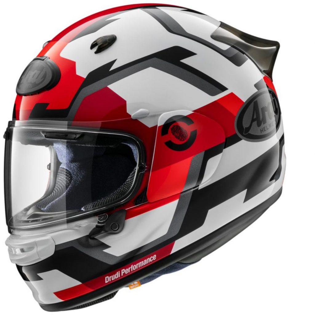 Arai Quantic: un casco Sport Touring con aspetti funzionali