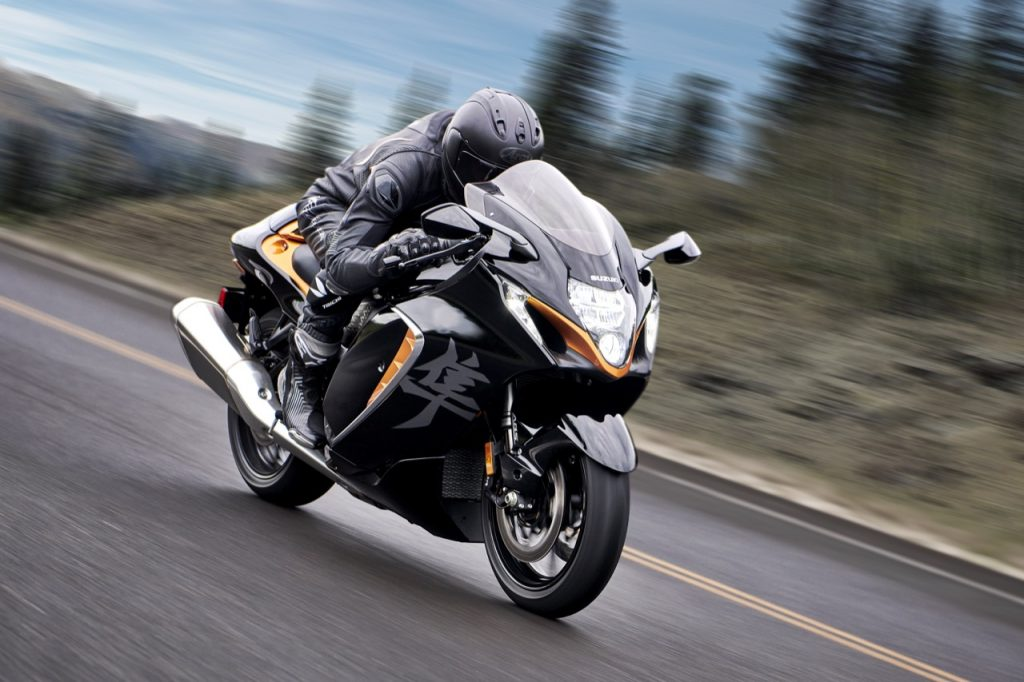 Suzuki Demo Ride Tour 2021: tra i modelli che è possibile provare anche la Hayabusa [FOTO]