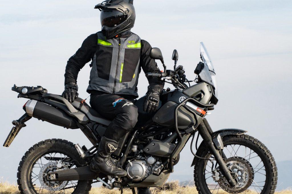 MOTOAIRBAG: un sistema di protezione indossabile per chi viaggia in moto o scooter [FOTO]