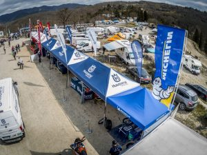 Trofeo Enduro Husqvarna: un solido legame tra Husqvarna Motorcycles e Michelin Italia
