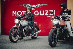 Timberland x Moto Guzzi: una speciale collezione che celebra l'anniversario del marchio motociclistico
