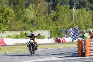 Moto Guzzi Fast Endurance European Cup: doppio successo a Magione per il team Altinier Motorsport & Biker's Island