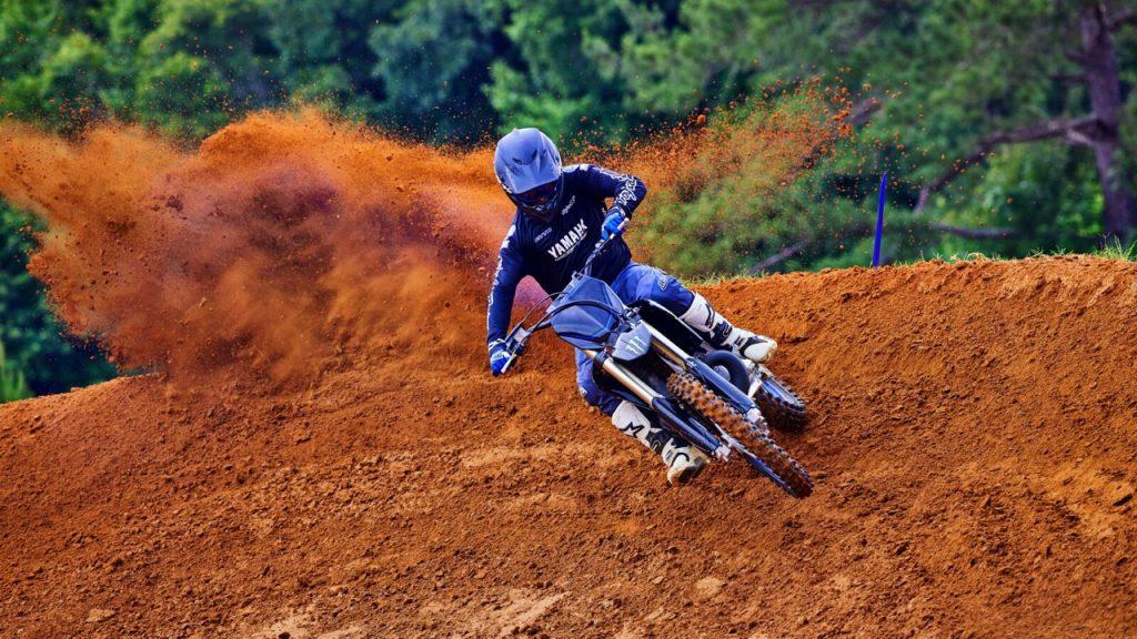 Yamaha MX Pro Tour: la gamma Yamaha YZ 2022 in prova sulla pista di Ottobiano