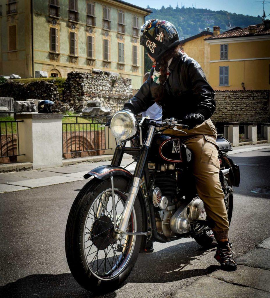 La Brescia-Napoli: maratona in moto d'epoca dal 23 al 26 settembre