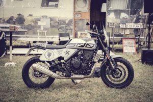 Brixton Motorcycles presente al Biker Fest