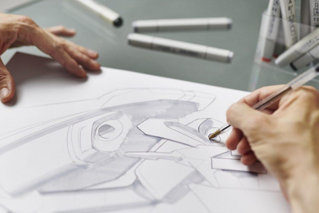 Ducati: il processo di nascita degli accessori Ducati Performance