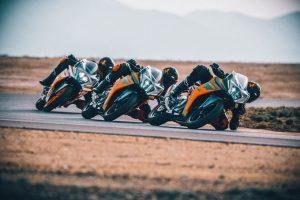 KTM RC 125 e RC 390: nuove interpretazioni della sportività del marchio [VIDEO]